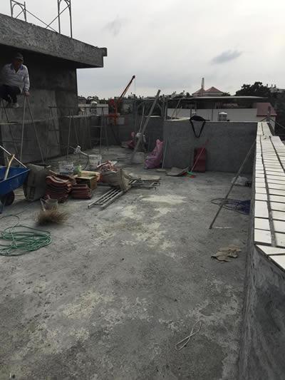 台中吳先生 佛堂翻新及防水工程