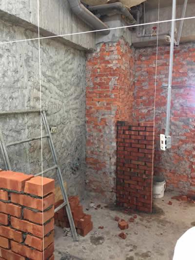台中蓋房屋廁所 廁所拓寬-蓋房子