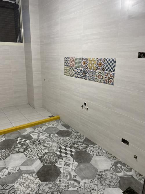 台中市頂級住宅區 浴室裝修設計